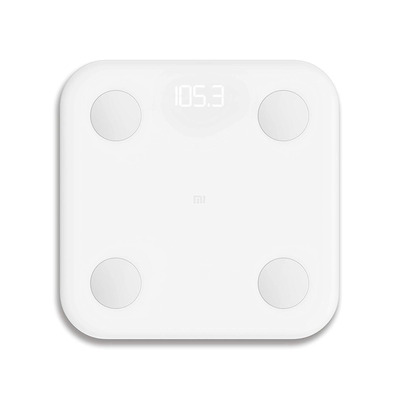 Avis et test de la balance connectée Xiaomi Composition Scale